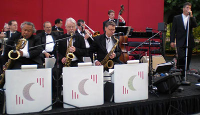 Silver Moon Big Band